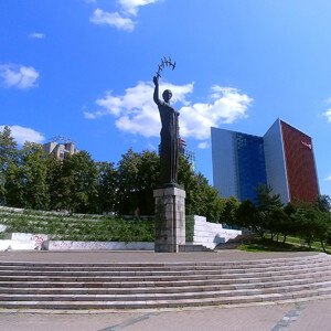 Вильнюс. Национальная художественная галерея