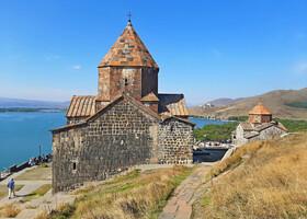 Маршруты Армении Ч.2 Севанаванк