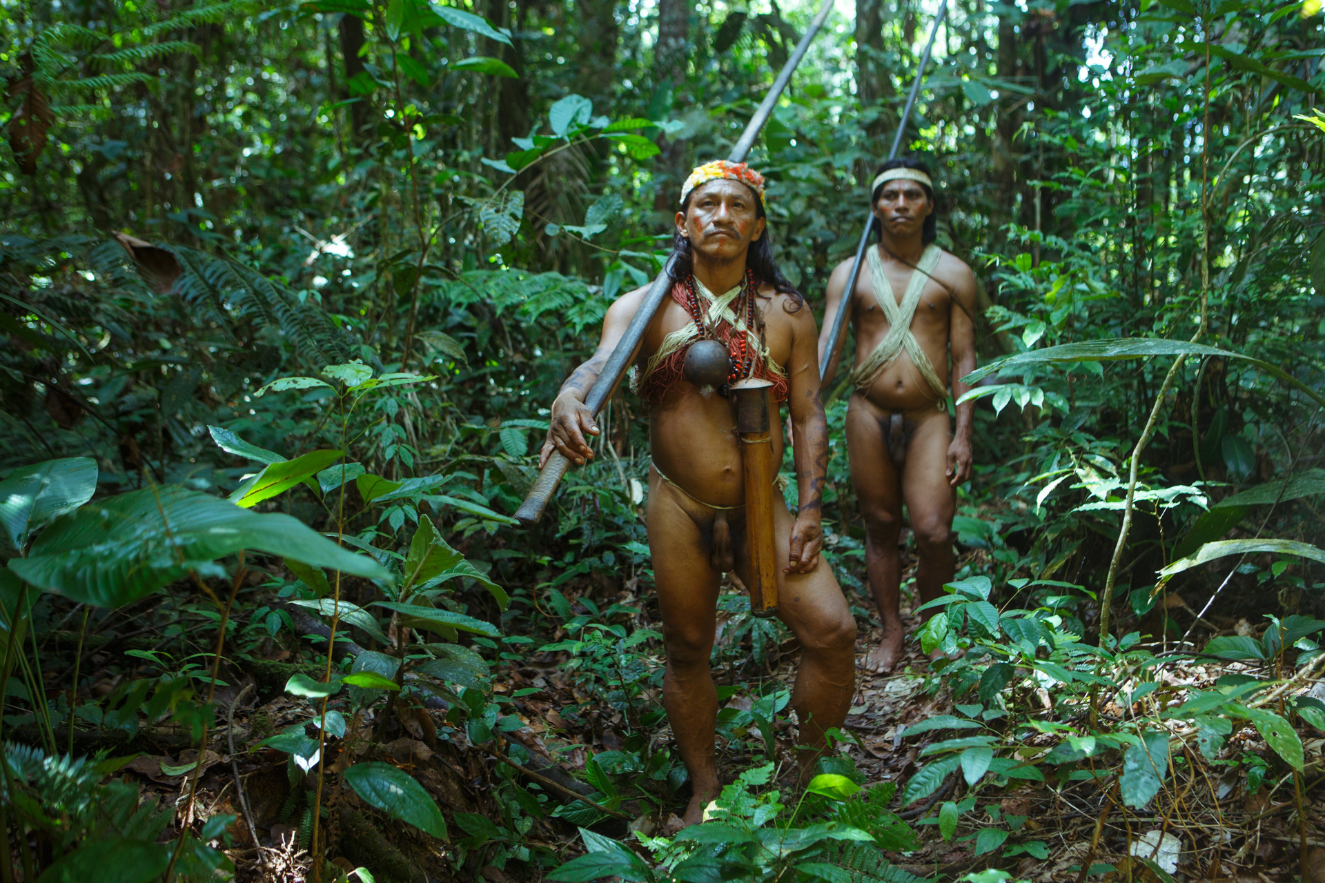 Фотографии индейцев амазонии