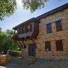 Традиционный турецкий дом Kültür Evi в Алании