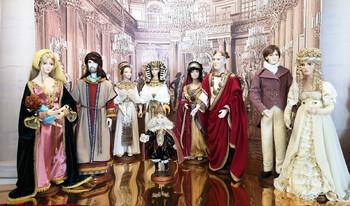 На ВДНХ открывается Музей кукол