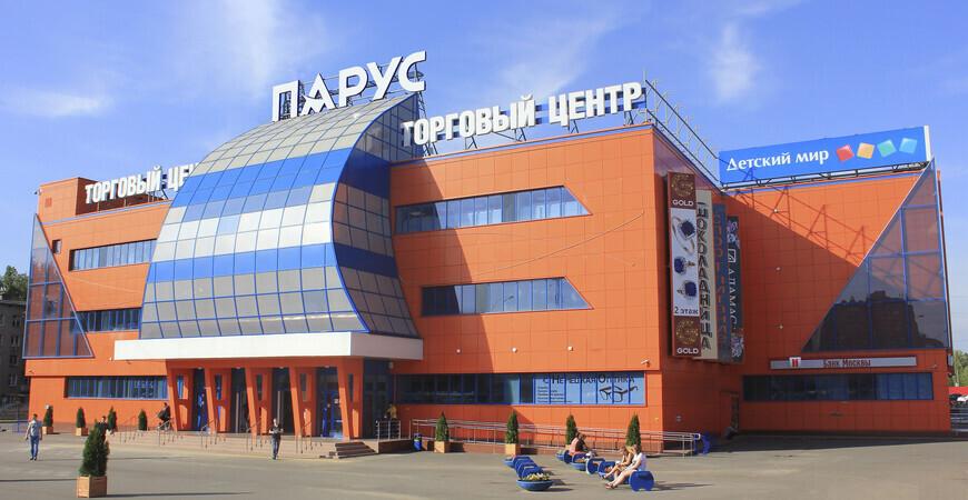 ТЦ «Парус»<br/> на Петровско-Разумовской