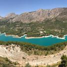 Озеро Гуадалест