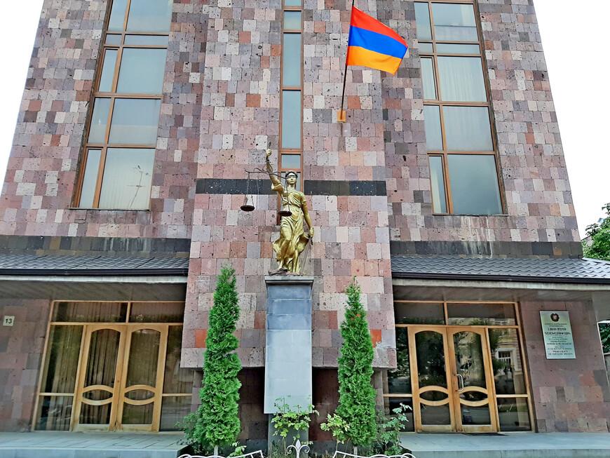 Прокуратура Лорийской области в Ванадзоре, улица  Мясникяна, 13А-1.
