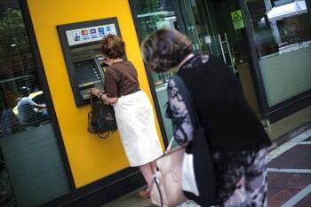 Банкоматы в Нидерландах будут отключены по ночам