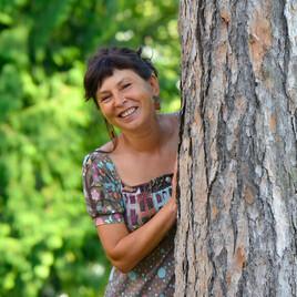 Турист Оксана Жигиль (Gid-sLOVenia)