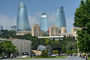 Треть всех туристов в Азербайджане — россияне