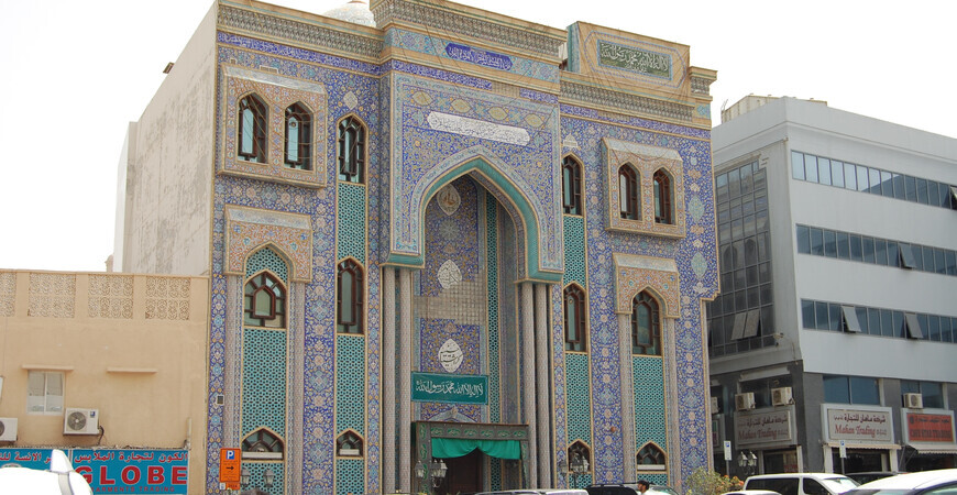 Мечеть Аби-Талиб в Дубае