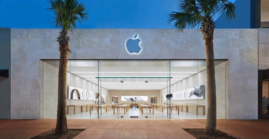 Магазин Apple в Майами-Бич
