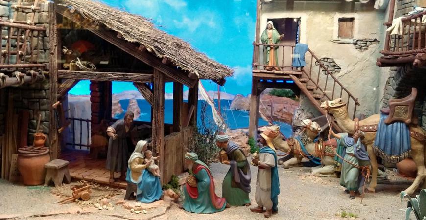 Музей «Белен» (Museo de Belenes)