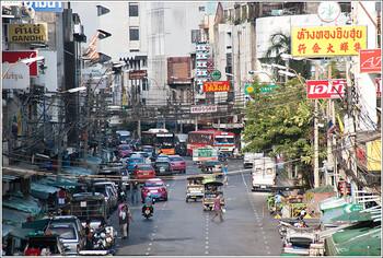 В Таиланде примут жесткие меры против пьяных за рулем