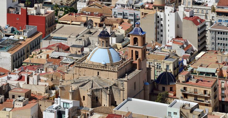 Кафедральный собор Святого Николая (Concatedral de San Nicolаs)