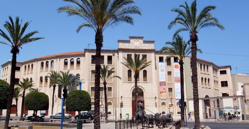 Арена для корриды (Plaza de Toros)