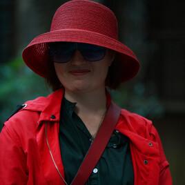 Турист Саша Дроздова (ALEKSANDRADROZDOVA)