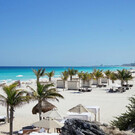 Пляж Чак-Мооль