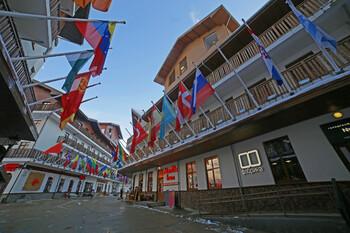 Роза Хутор стал лучшим горнолыжным курортом Европы