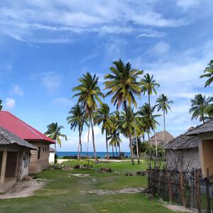 Джамбиани — рай для отшельников