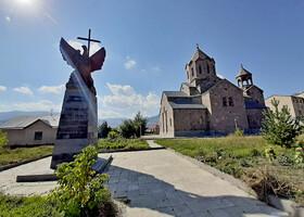 Маршруты Армении Ч.6 По дороге в Гюмри