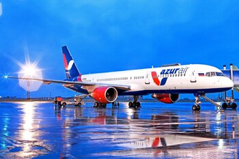 Рейс Гоа – Москва Azur Air сел в Баку из-за технических проблем