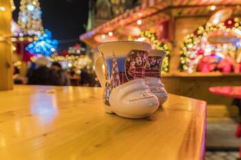 Названы лучшие рождественские ярмарки Европы