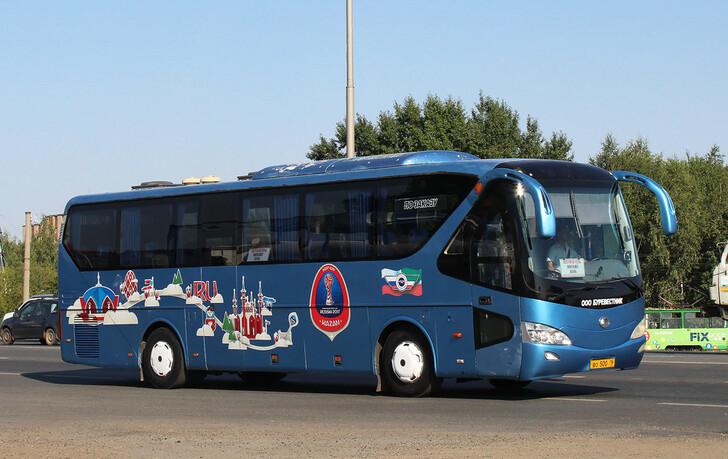 Автобус Набережные Челны — Казань