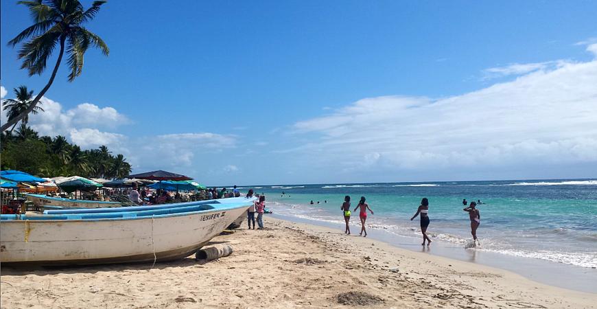 Пляж Гуайяканес