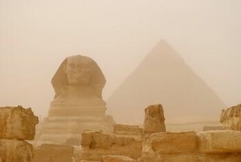 Древние египетские памятники могут исчезнуть через 100 лет