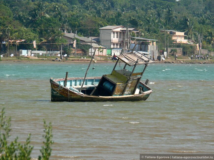 Шри-Ланка. Сквозь страну. Часть 3