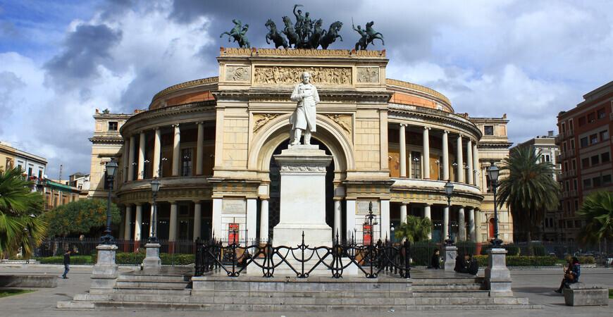 Театр «Политеама»