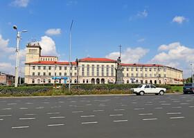 Маршруты Армении. Гюмри Ч.1