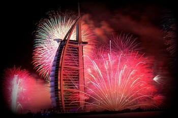 На Новый год и Рождество Дубай примет 5 млн туристов