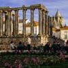 Римский храм. Эвора