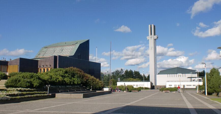 Центр Аалто (Aalto Center)