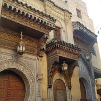 Фес, Марокко: посещение медины