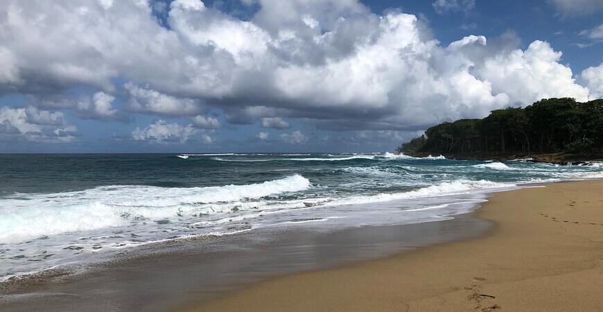 Пляж Энкуэнтро
