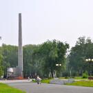 Сад Победы