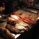 Рыбный рынок «Lao Yu Gang» в Санье
