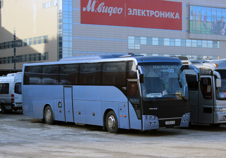 Автобус Екатеринбург — Ирбит