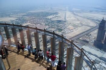 В ОАЭ смотровую площадку в Бурдж-Халифа продадут за миллиард долларов