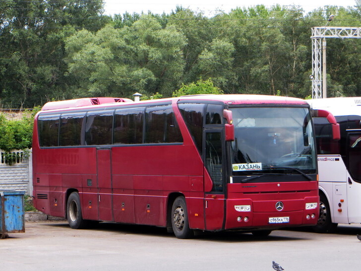 Автобус Ульяновск — Казань