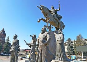 Маршруты Армении. Гюмри Ч.2