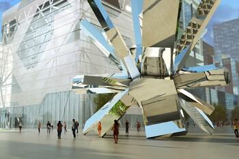 В Москве установят крупнейший арт-объект в мире