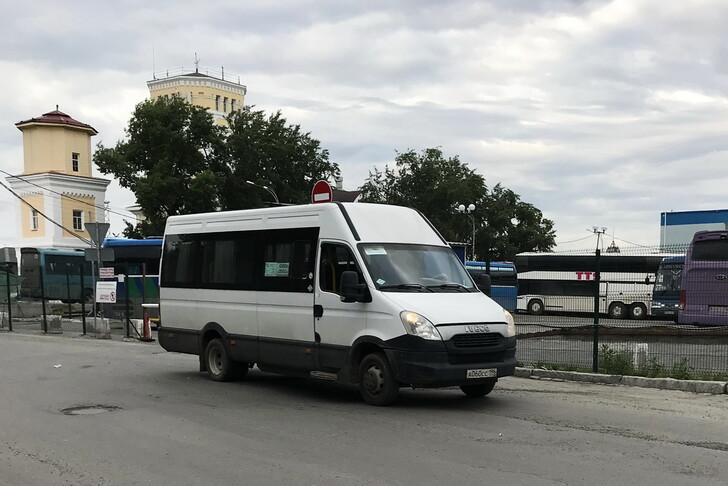 Автобус Екатеринбург — Невьянск