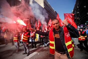 Туристов предупреждают об очередной забастовке в Париже