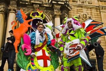 На Мальте пройдёт традиционный карнавал