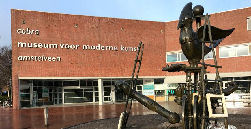 Музей современного искусства «Cobra»