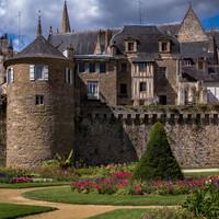 На выходные в Бретань. Месье Ванн и его женщина