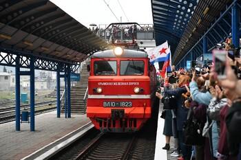 Поезда в Евпаторию и Феодосию запустят к будущему лету