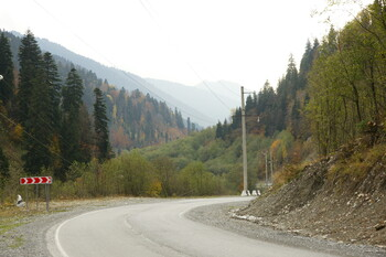 Южная Осетия закроет границу с Грузией на Новый год