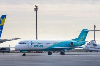 Авиакомпания Bek Air временно приостановила полёты